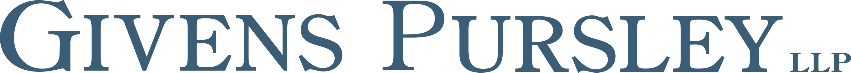 Givens Pursley LLP Logo